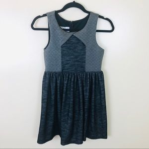 🌹Iris and Ivy Quilted Sleeveless Dress Sz 12